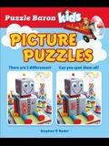Puzzle Baron Kids Picture Puzzles