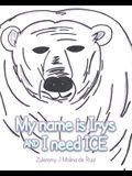 My name is Irys and I need ICE