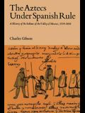 The Aztecs Under Spanish Rule: A History of the Indians of the Valley of Mexico, 1519-1810