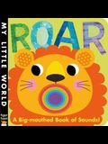 Roar: A Big-Mouthed Book of Sounds!