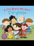 Little Bible Heroes Storybook