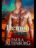 The Demon Creed: A Demon Outlaws Novel