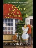 Hems & Homicide: The Apron Shop Series