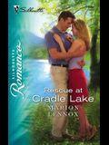 Rescue At Cradle Lake (Silhouette Romance)