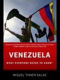 Venezuela: What Everyone Needs to Know(r)