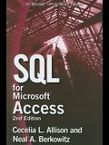 SQL for Microsoft Access