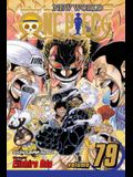 One Piece, Vol. 79, Volume 79: Lucy!!