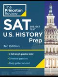 Princeton Review SAT Subject Test U.S. History Prep, 3rd Edition: 3 Practice Tests + Content Review + Strategies & Techniques