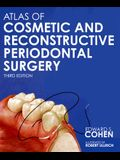Atlas of Cosmetic and Reconstructive Periodontal Surgery [With CDROM]
