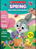 Spring Wipe-Clean Activity Book