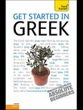 Get Started in Greek with Two Audio CDs: A Teach Yourself Guide