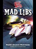 Speed Racer Mad Libs