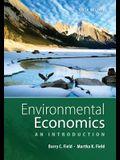 Environmental Economics Environmental Economics: An Introduction an Introduction