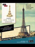 Incredibuilds: Paris: Eiffel Tower 3D Wood Model
