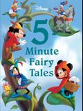 Disney 5-Minute Fairy Tales