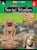 180 Days of Social Studies for Sixth Grade: Practice, Assess, Diagnose