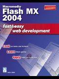 Macromedia Flash MX 2004 Fast & Easy Web Development