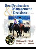 Beef Production and Management Decisions (4th Edition)