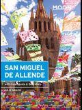Moon San Miguel de Allende: With Guanajuato & Querétaro