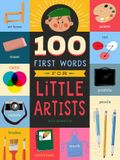 100 First Words for Little Artists, Volume 3