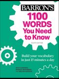 1100 Words You Need to Know: Build Your Vocabulary in Just 15 Minutes a Day!