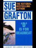 D Is for Deadbeat (A Kinsey Millhone Mystery)