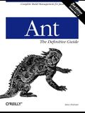Ant the Definitive Guide