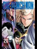 One-Punch Man, Vol. 20, Volume 20