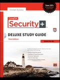 Comptia Security+ Deluxe Study Guide: Exam SY0-401