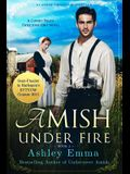 Amish Under Fire: (Covert Police Detectives Unit Series book 2)
