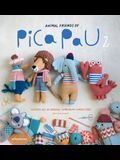 Animal Friends of Pica Pau 2: Gather All 20 Original Amigurumi Characters