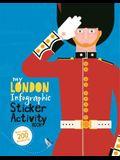 My London Infographic Sticker Activity Book