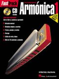 Fasttrack Harmonica Method - Spanish Edition: Fasttrack Armonica [With CD]