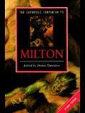 The Cambridge Companion to Milton
