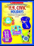 Leveled Read-Aloud Plays: U.S. Civic Holidays: 5 Short Plays with Multi-Leveled Reading Parts to Build Fluency—and Engage All Students