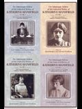 The Edinburgh Edition of the Collected Works of Katherine Mansfield: Volumes 1-4