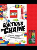 Klutz: Lego R?actions En Cha?ne: Construis de Merveilleuses Machines Mobiles