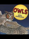 Owls (4 Paperback/1 CD) [With 4 Paperbacks]