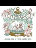 Fairy Tales Coloring Book: Published in Sweden as Sagolikt