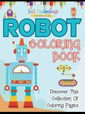 Robot Coloring Book! Discover This Collection of Coloring Pages