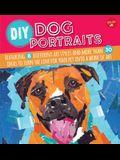 DIY Dog Portrait