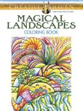 Creative Haven Magical Landscapes Coloring Book