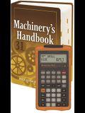 Machinery's Handbook & Calc Pro 2 Combo: Toolbox