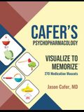 Cafer's Psychopharmacology: Visualize to Memorize 270 Medication Mascots