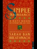 Simple Abundance Calendar: 1998