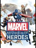 Marvel Comics: Mini Book of Heroes