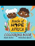 House of Hope Africa Colouring Book