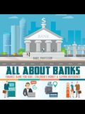 All about Banks - Finance Bank for Kids - Children's Money & Saving Reference