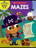 Little Skill Seekers: Mazes Workbook