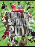 Scholastic Year In Sports 2017 (Turtleback School & Library Binding Edition)